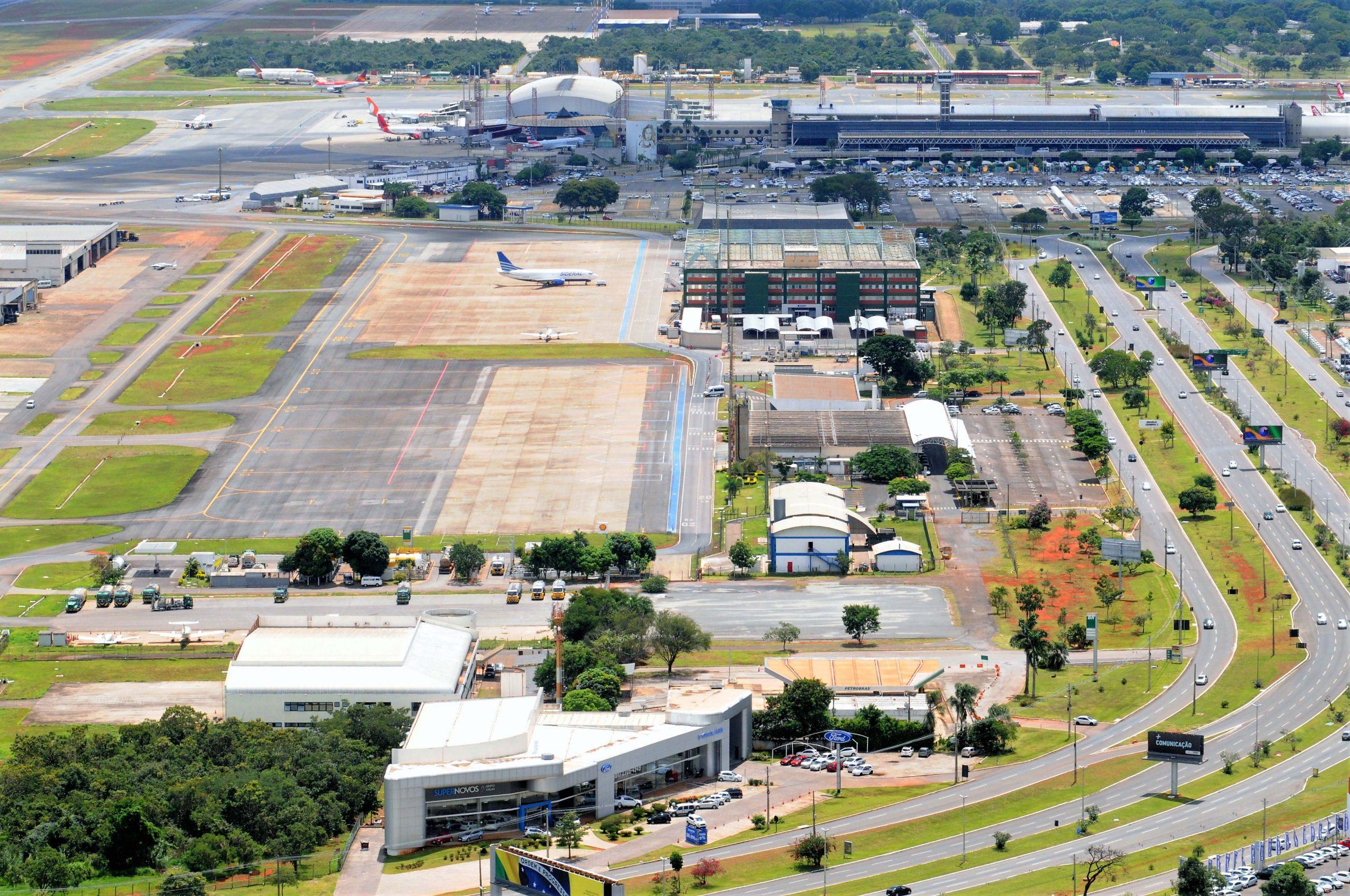 Fiscalização autua 1.162 condutores nas vias do aeroporto