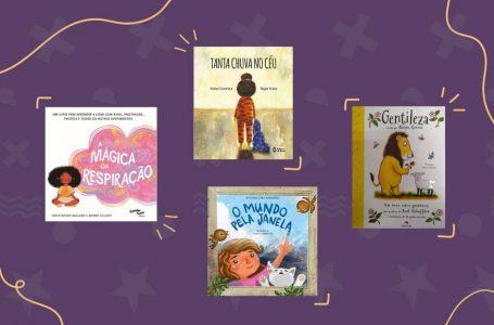 7 livros infantis lançados na pandemia para ajudar crianças neste contexto