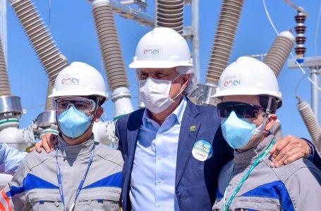 Caiado inaugura 12 obras ao lado da Enel no Entorno do Distrito Federal e Nordeste Goiano