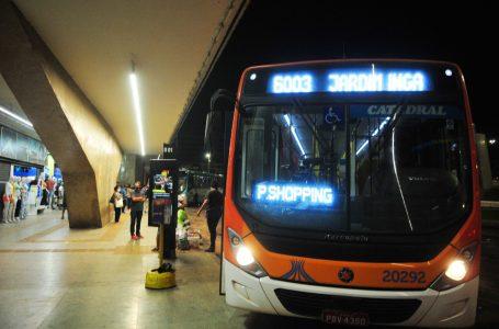 Governo assume em julho a gestão do transporte de passageiros do Entorno