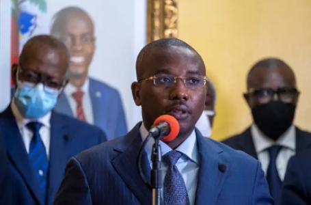 Premiê interino do Haiti diz que vai deixar cargo
