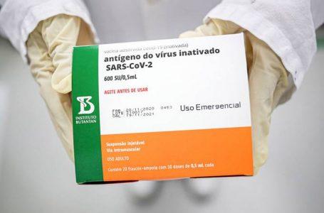 CoronaVac é 86,4% eficaz para prevenir mortes por covid-19, mostra estudo