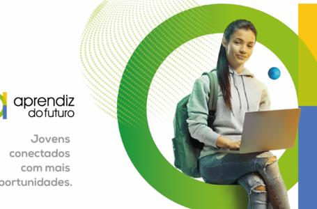 Jovens de 14 e 15 anos de Goiás tem até domingo (15) para se inscreverem no programa Aprendiz do Futuro
