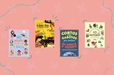 9 livros infantis para ler um conto por noite na hora de dormir